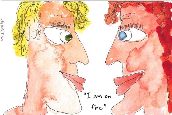 Fire January 14. 2015