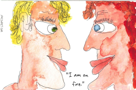 Fire January 14, 2015