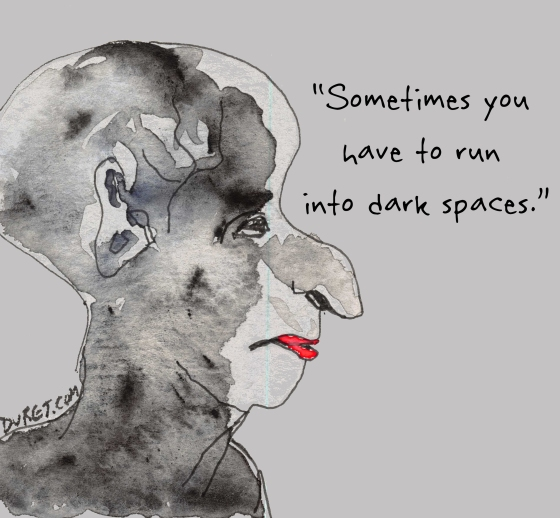 Dark Spaces February  5, 2015