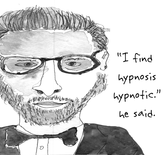 Hypnosis March 2, 2015