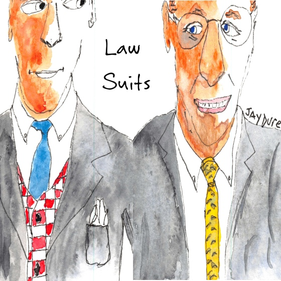 Law Suits March 30, 2015
