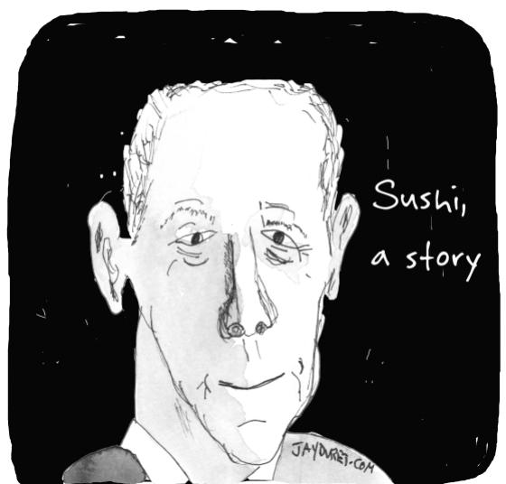 Sushi April 26, 2015