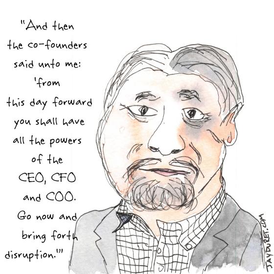 Disruption May 29, 2015