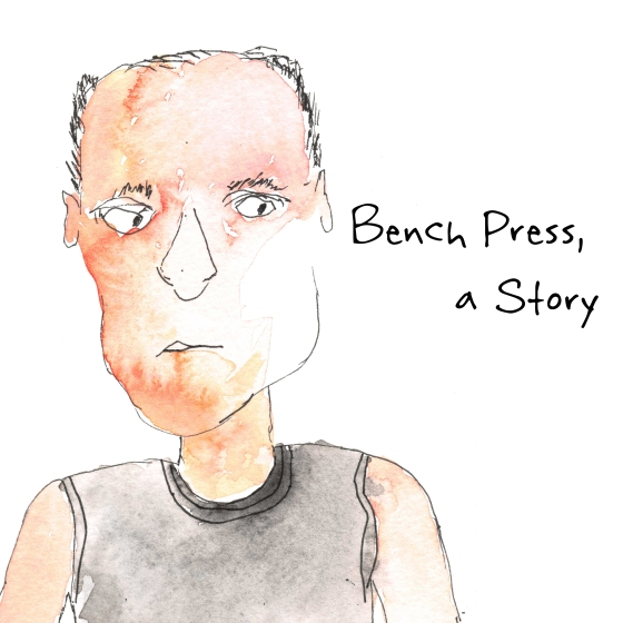 Bench Press August 9, 2015
