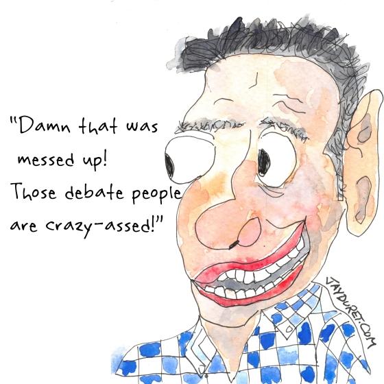 Debate People September 17, 2015