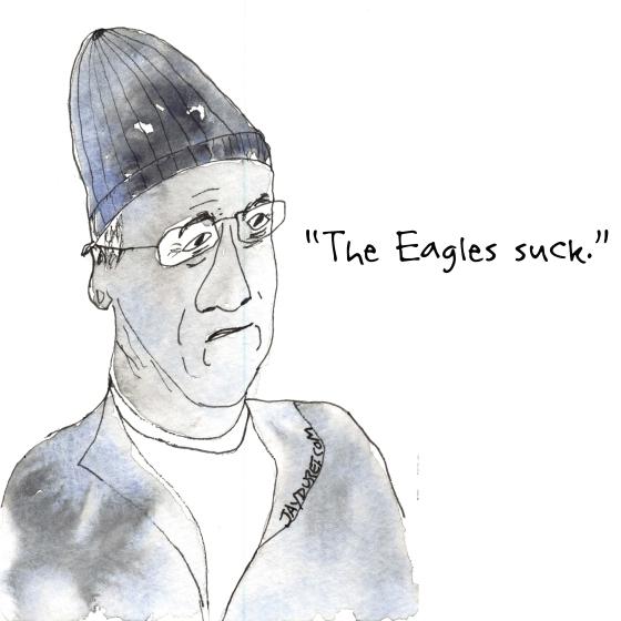 Eagles September 22, 2105