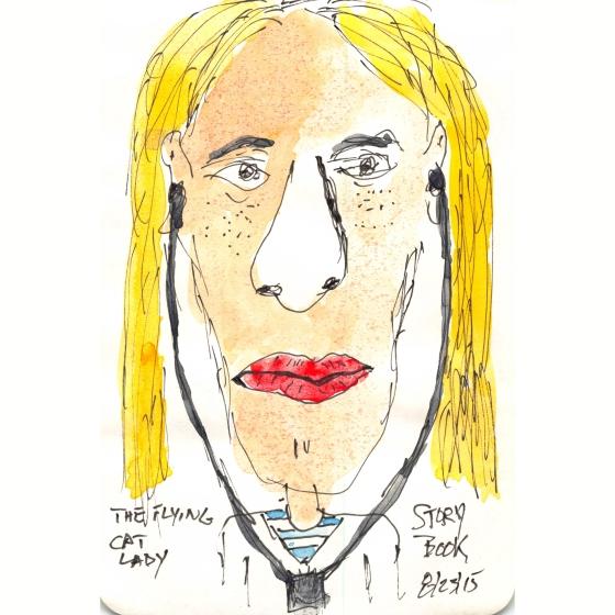 Sketch Book 3 September 11, 2015