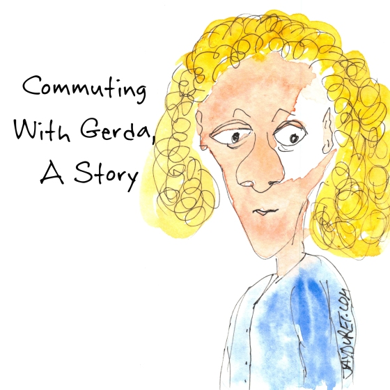 Commuting With Gerda October 18, 2015