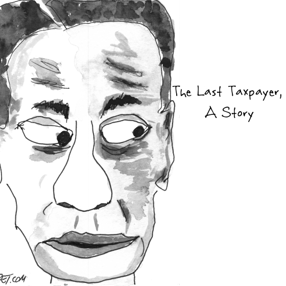 The Last Taxpayer October 25, 2015