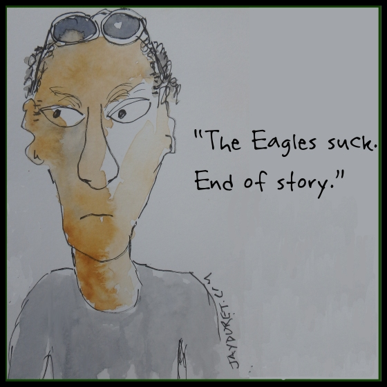 Eagles' Season December 27, 2015