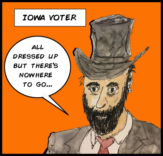 Iowa Voter January 30, 2016