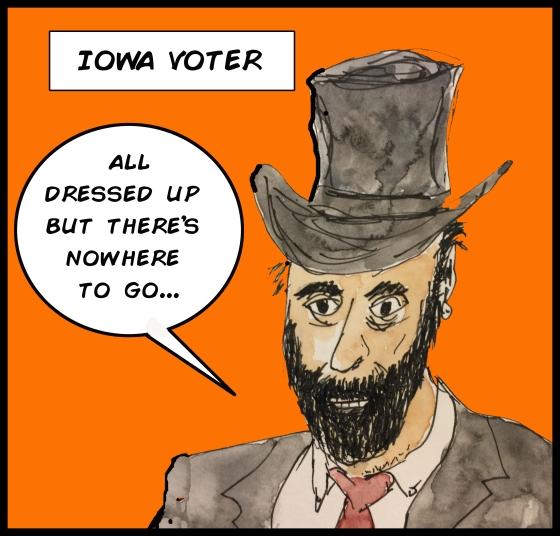 Iowa Voter January 30, 2016