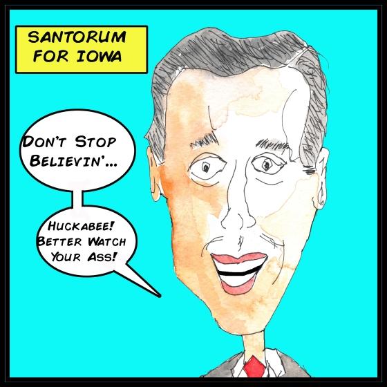 Santorum copy