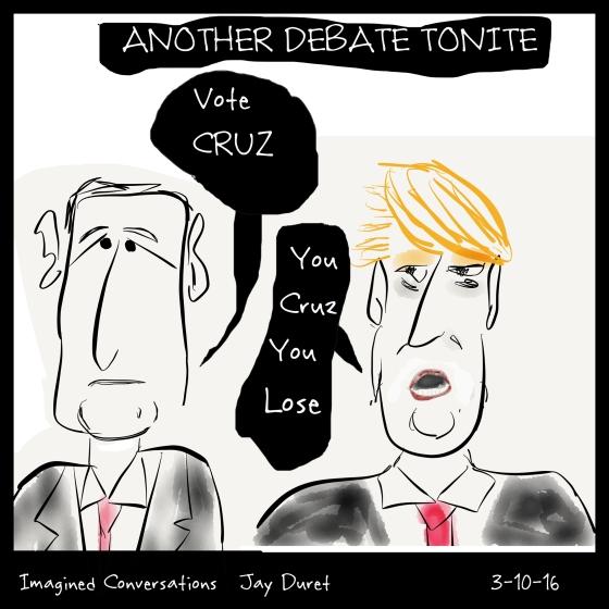 Another Debate 3-10-16