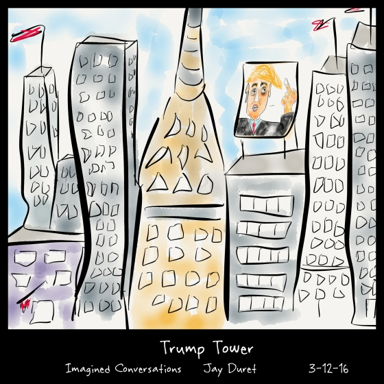 Trump Tower March 12, 2016