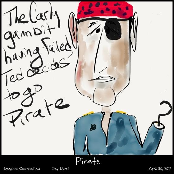 Pirate April 30, 2014
