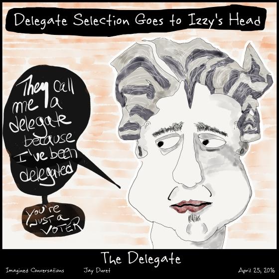 The Delegate April 25, 2016