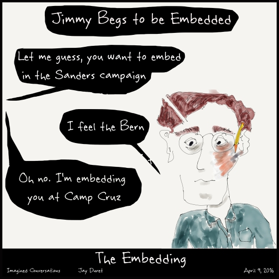 The Embedding April 9, 2016