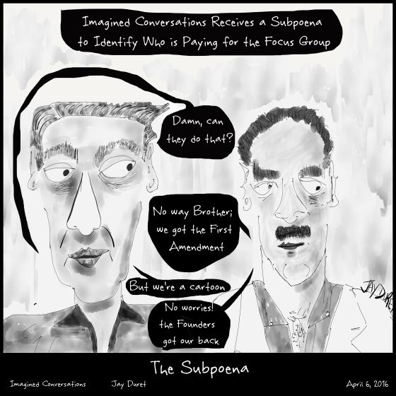 The Subpoena