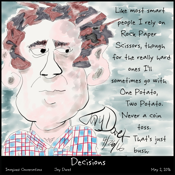 Decisions May 2, 2016