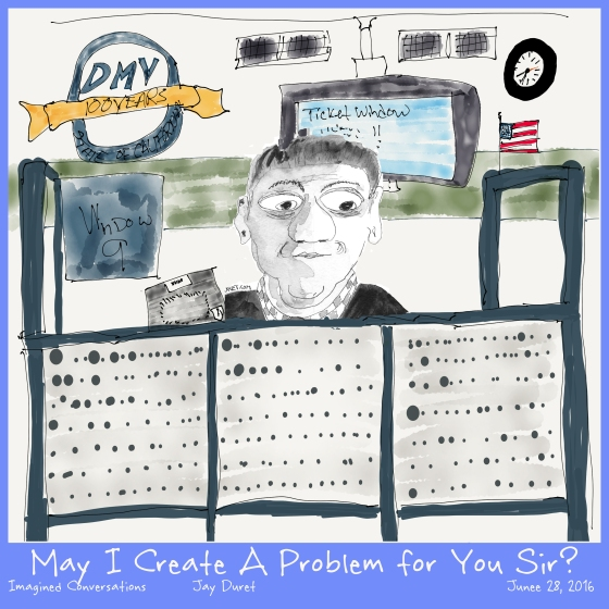 Problem June 28, 2016