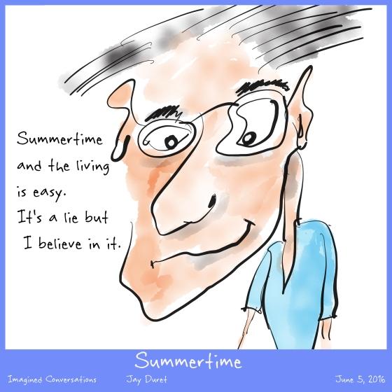 Summertime June 5, 2016