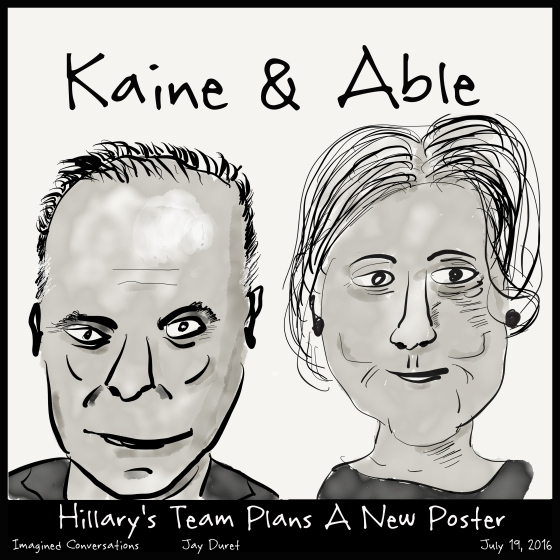 Hillary's Team July 25, 2016