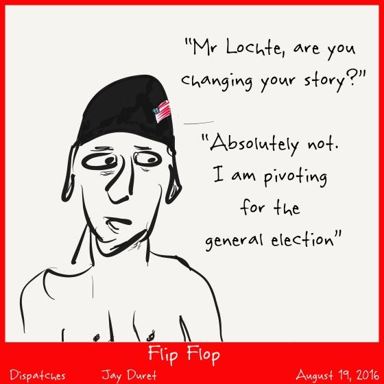 Flip Flop August 19, 2016