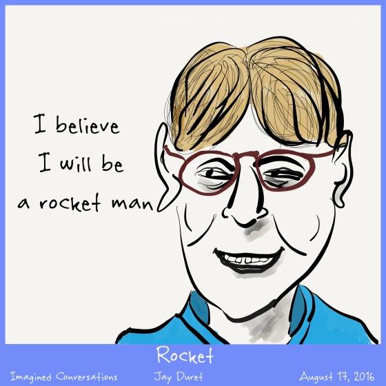 Rocket August 17, 2016
