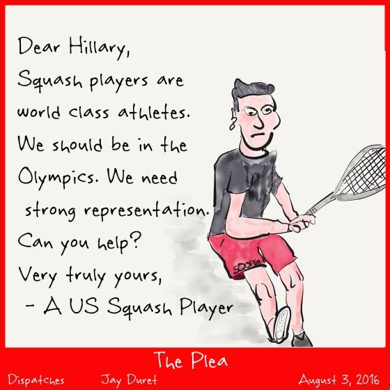 The Plea August 3, 2016