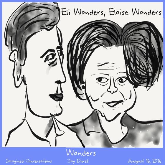 Wonders August 16, 2016