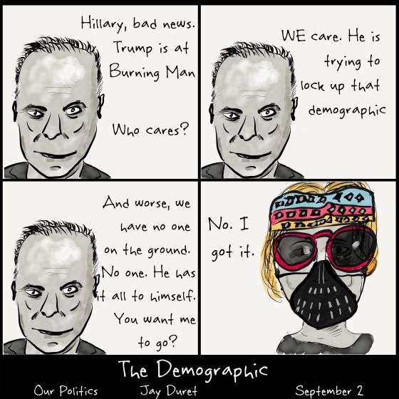 The Demographic September 2, 2016