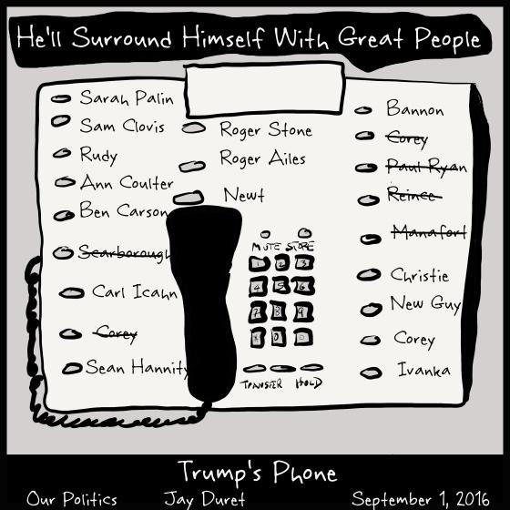 Trump's Phone