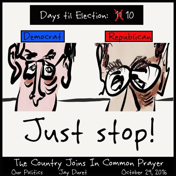 Common Prayer October 29, 2016