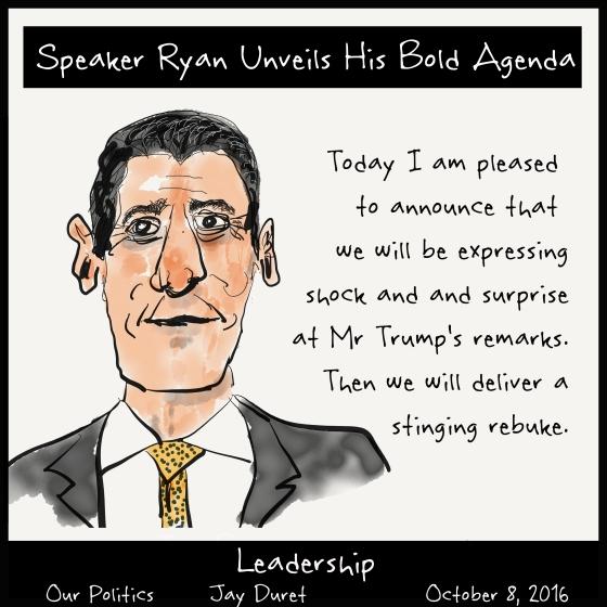 Leadership October 7, 2016