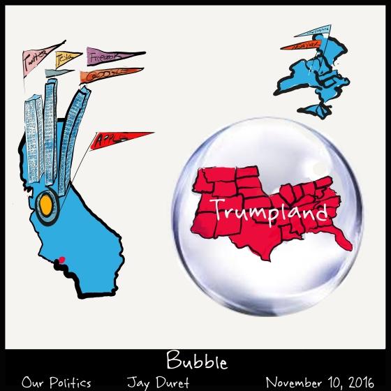 Bubble November 10, 2016
