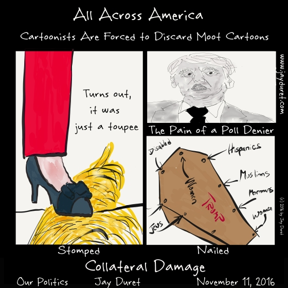 Collateral Damage November 11, 2016