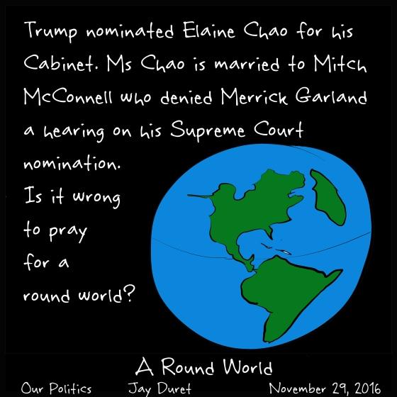 Round World November 29, 2016