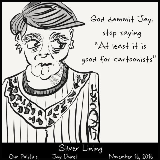 Silver Lining November 16, 2016