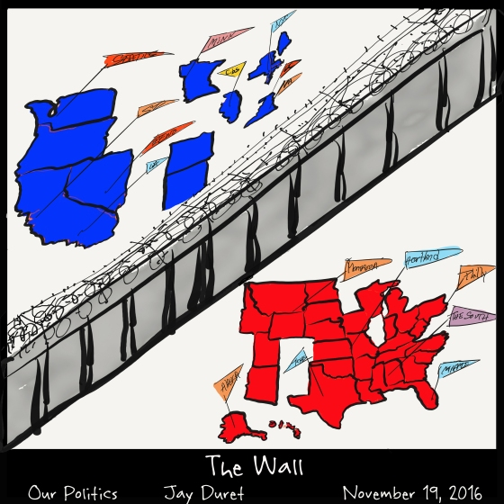 The Wall November 19, 2016
