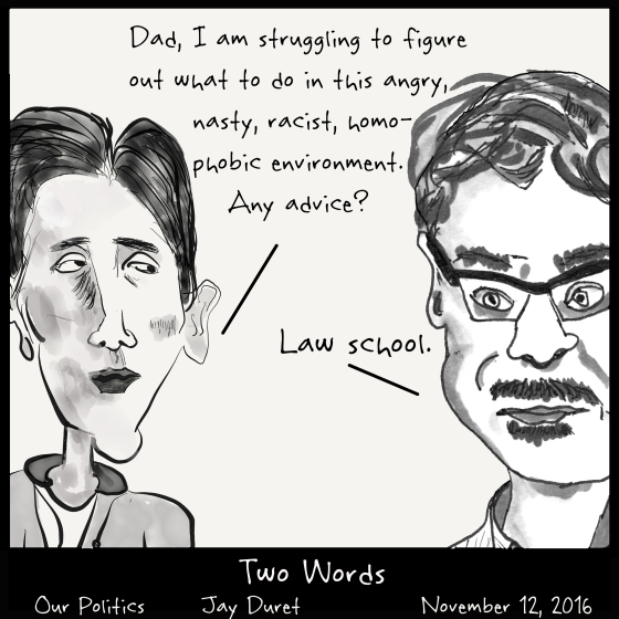 Two Words November 12, 2016
