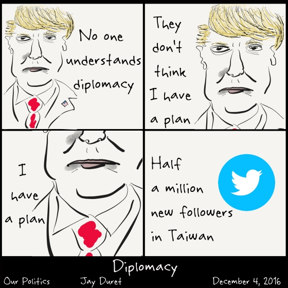 Diplomacy December 4, 2016