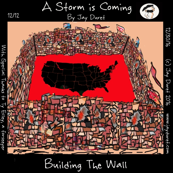 The Wall December 30, 2016