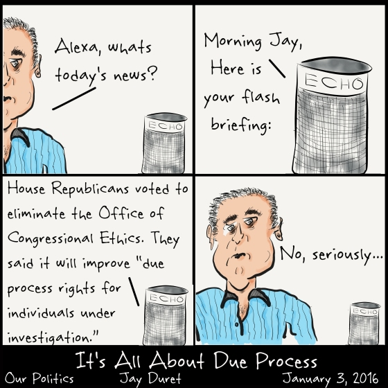 Due Process January 3, 2016