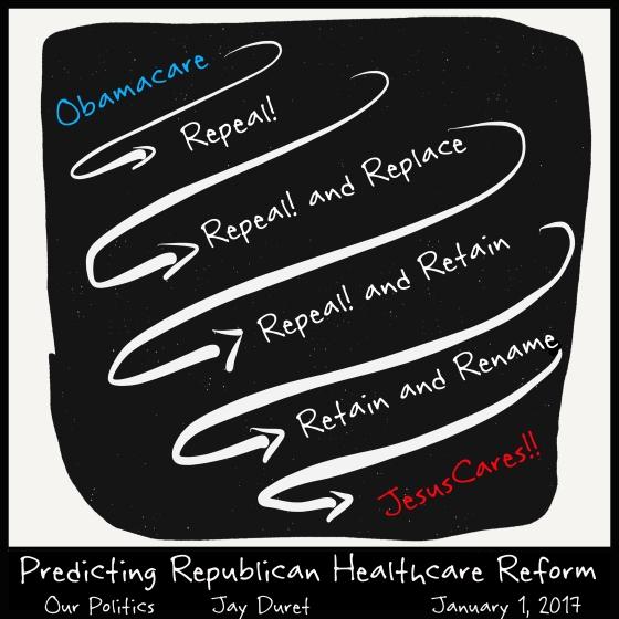 Healthcare Reform January 1, 2017
