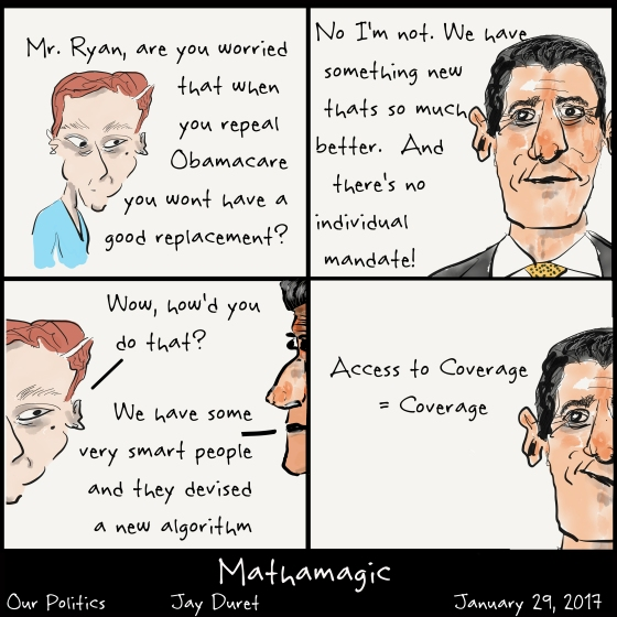 Mathamagic January 29, 2017