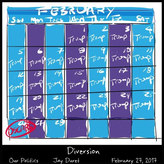 Diversion February 27, 2017