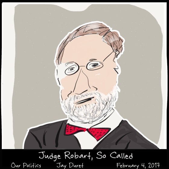 Judge Robart February 4, 2017