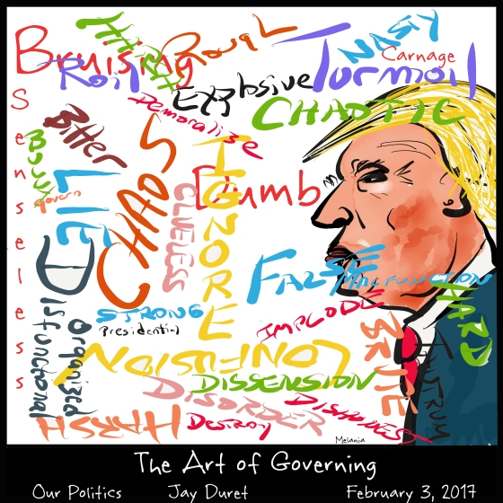 The Art of Governing February 3, 2017