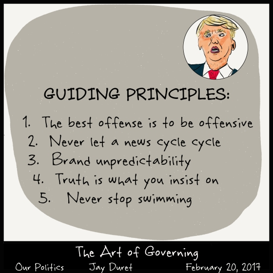 The Art of Governing February 20, 2017